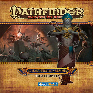 PATHFINDER - LA MASCHERA DELLA MUMMIA - SAGA COMPLETA