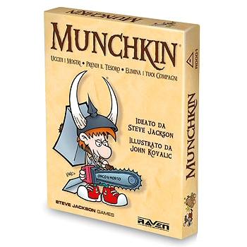 MUNCHKIN BASE - NUOVA EDIZIONE
