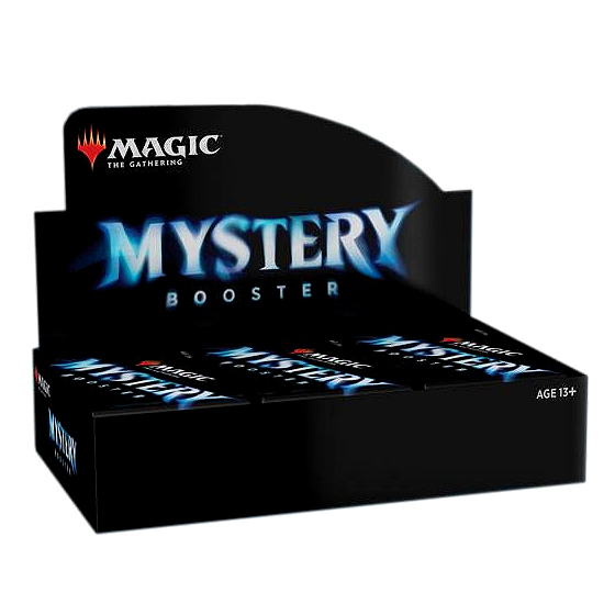 MYSTERY BOOSTER - BOX 24 PZ - INGLESE