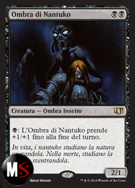 Ombra di nantuko for Ombra in inglese