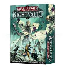 WARHAMMER UNDERWORLDS - NIGHTVAULT - SCATOLA BASE