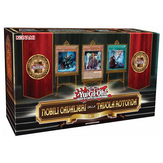 Nobili cavalieri della tavola rotonda box set - Numero cavalieri tavola rotonda ...