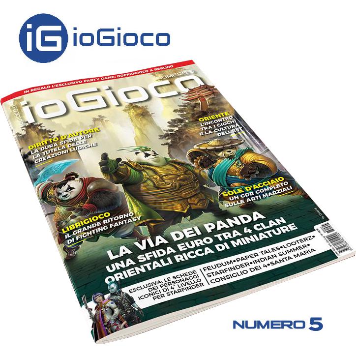 RIVISTA - IO GIOCO - NUMERO 5