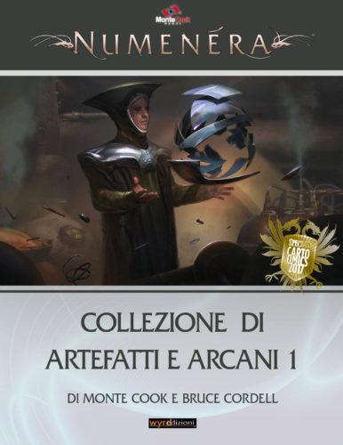 NUMENERA - GLIMMER 6: COLLEZIONE DI ARTIFATTI E ARCANI 1
