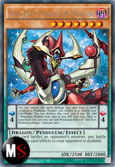 Drago pendulum occhi diversi ultimate - Drago ribellione occhi diversi ...