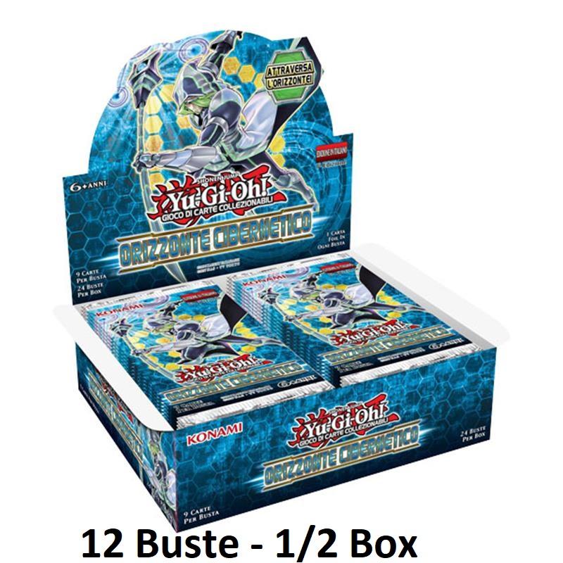 ORIZZONTE CIBERNETICO - MEZZO BOX 12 BUSTE ITA