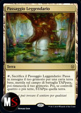 PASSAGGIO LEGGENDARIO