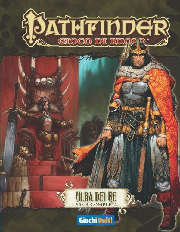 PATHFINDER - ALBA DEI RE