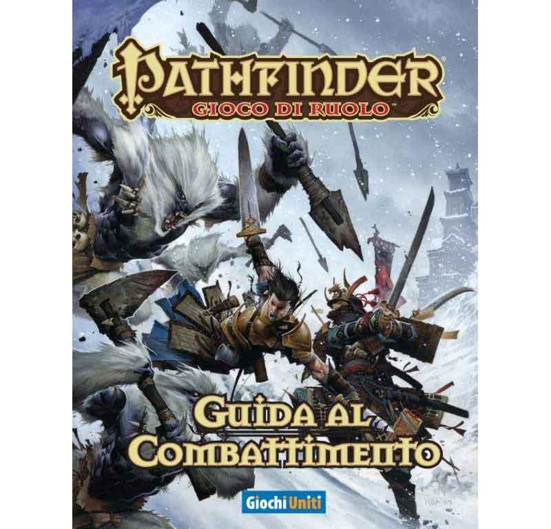 PATHFINDER - GUIDA AL COMBATTIMENTO