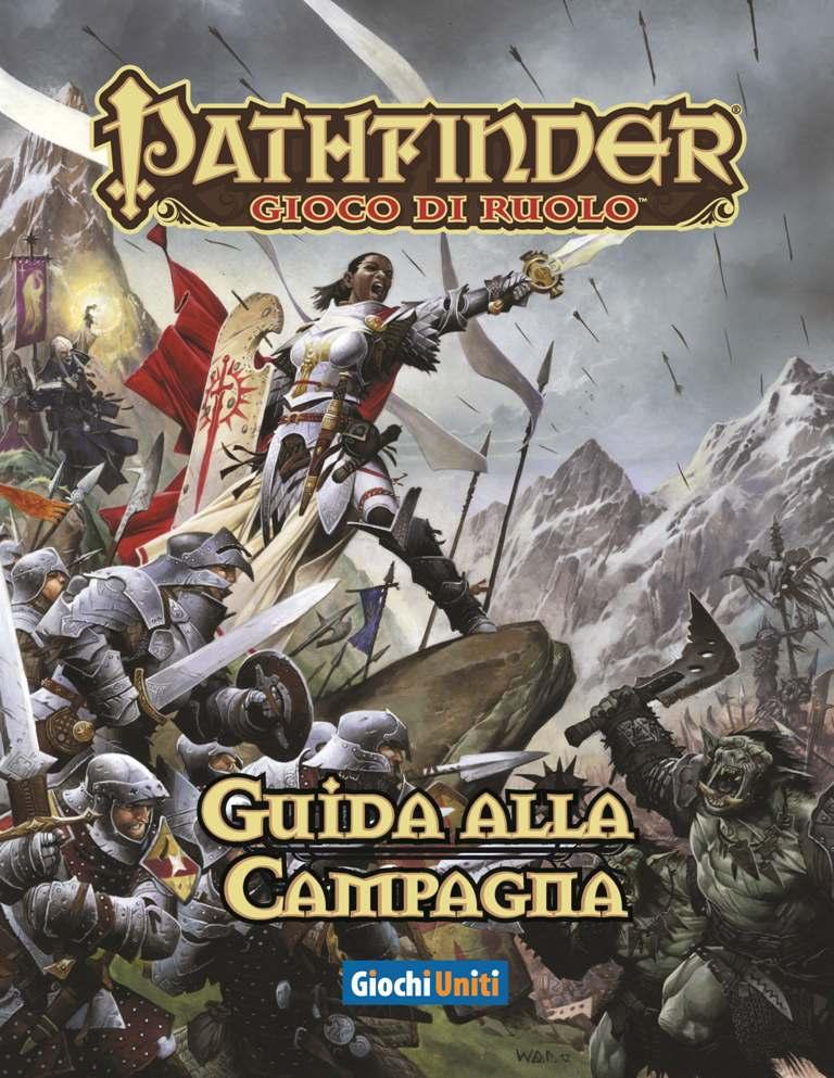 PATHFINDER GRD: GUIDA ALLA CAMPAGNA