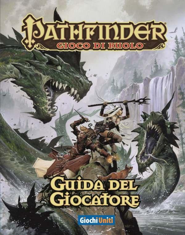 PATHFINDER - GUIDA DEL GIOCATORE