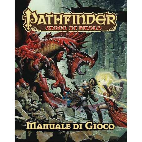 PATHFINDER - IL GIOCO DI RUOLO - MANUALE DI GIOCO