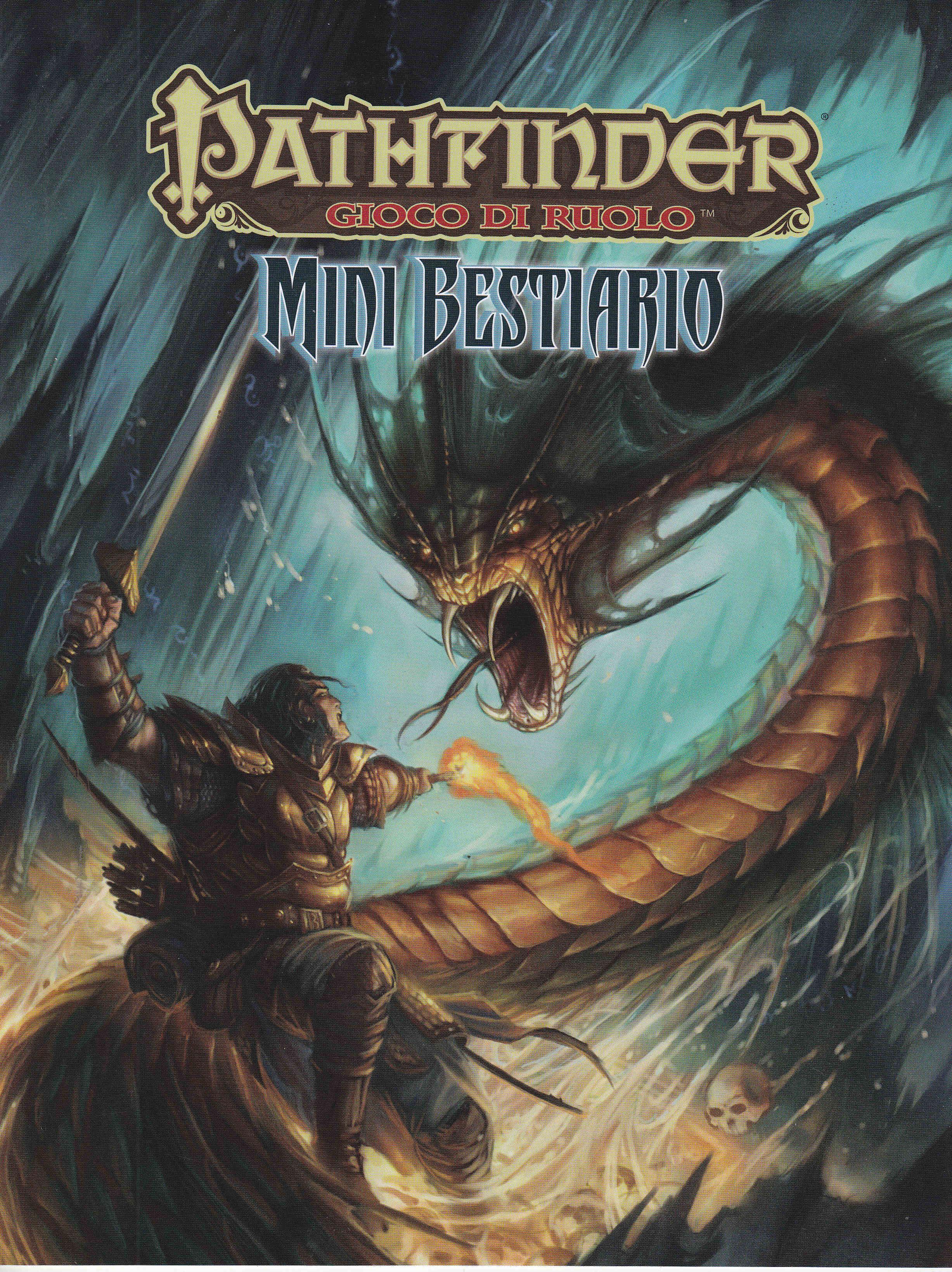 PATHFINDER - MINI BESTIARIO