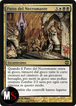 PATTO DEL NECROMANTE