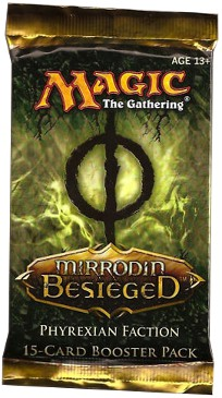MIRRODIN ASSEDIATO - PHYREXIAN FACTION PACK
