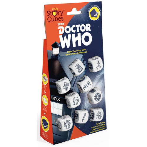 STORY CUBES DR WHO