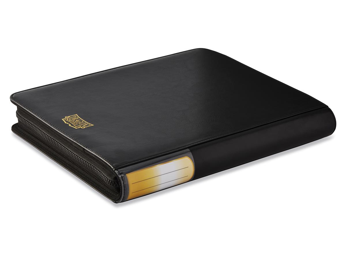DRAGON SHIELD CARD CODEX PORTFOLIO - BINDER BLACK