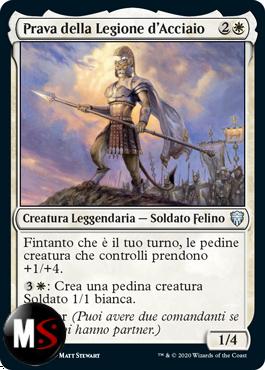 PRAVA DELLA LEGIONE D'ACCIAIO
