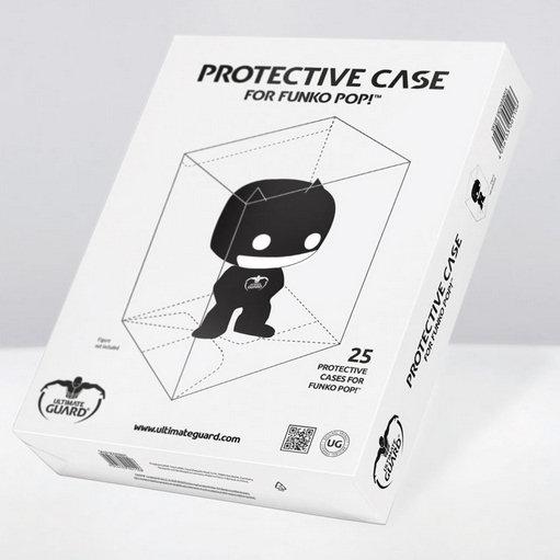 UGD 25 PROTECTIVE CASE FOR FUNKO POP! FIGURES - CARTONE ESTERNO DANNEGGIATO