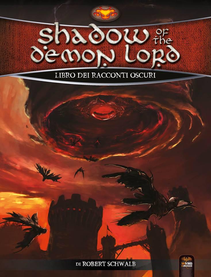 SHADOW OF THE DEMON LORD - LIBRO DEI RACCONTI OSCURI