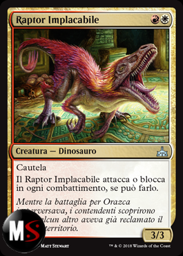 RAPTOR IMPLACABILE