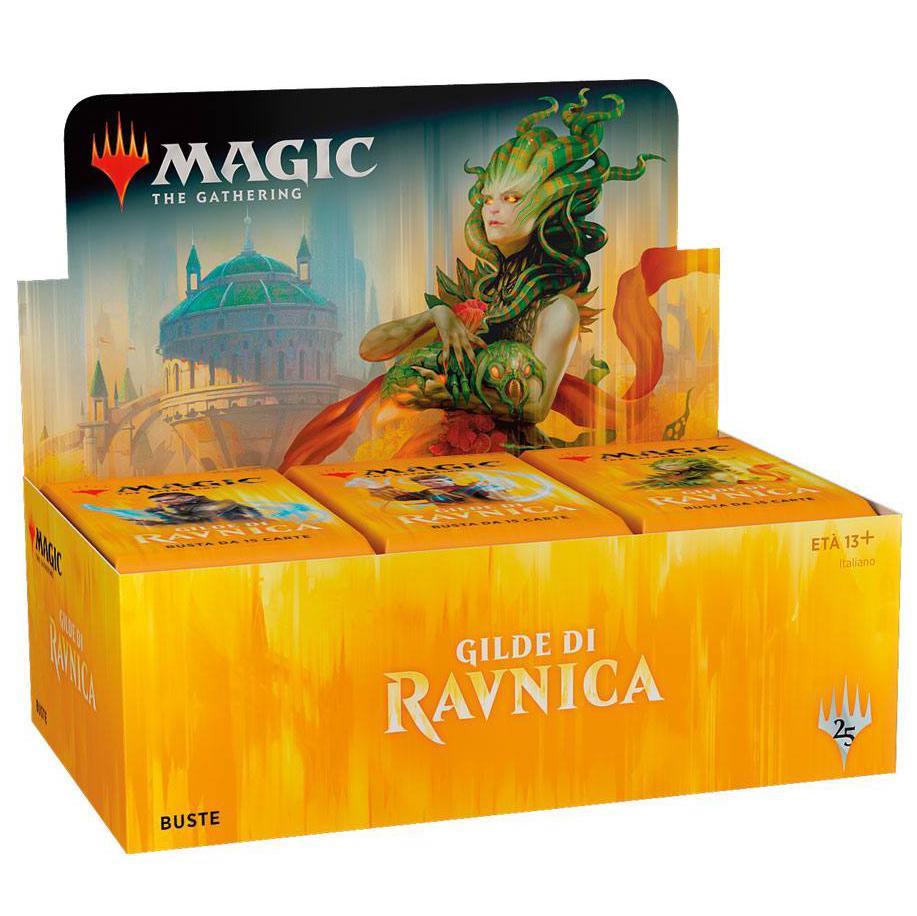 GILDE DI RAVNICA - BOX 36 BUSTE ITALIANO