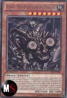 REDOX, DRAGO SOVRANO DEI MACIGNI - CT10 - IT003