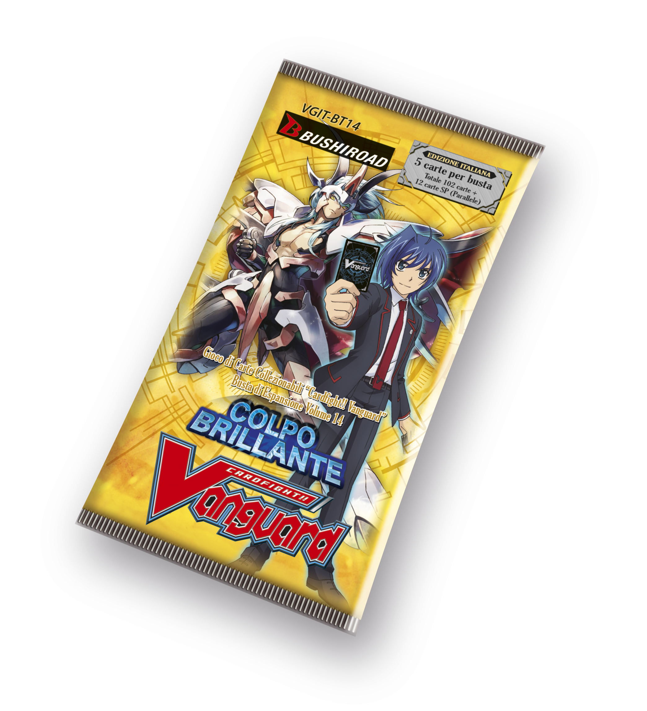 VGIT-BT14 VANGUARD - COLPO BRILLANTE - BOX 30 BUSTE