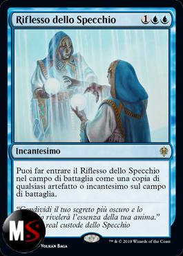 RIFLESSO DELLO SPECCHIO