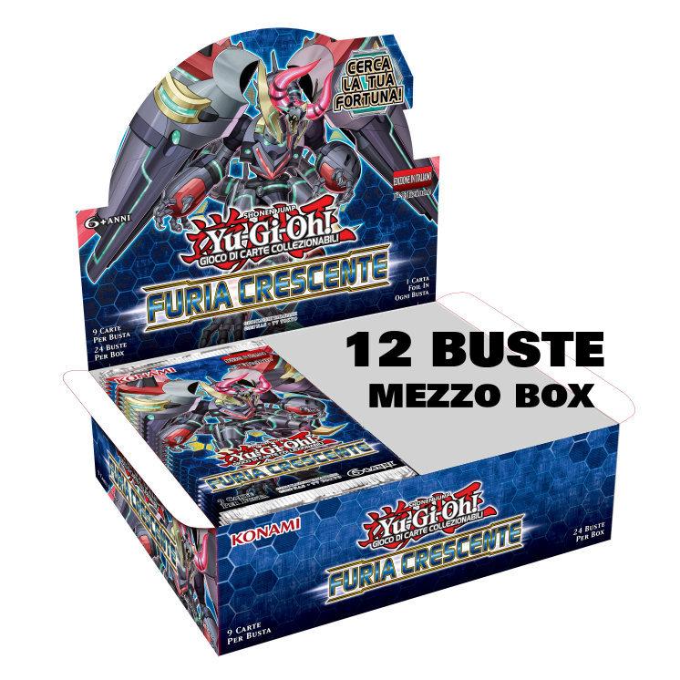 FURIA CRESCENTE - MEZZO BOX 12 BUSTE ITA