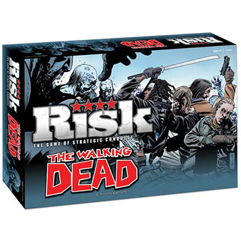 RISK - THE WALKING DEAD COMIC BOOK - INGLESE