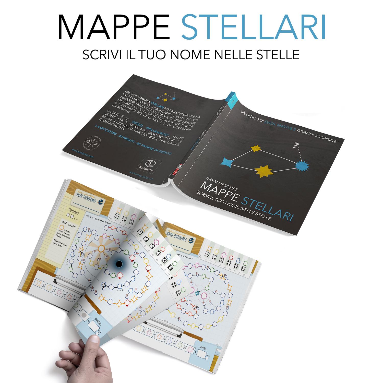 MAPPE STELLARI (DADI MATITE E... VOL 1)