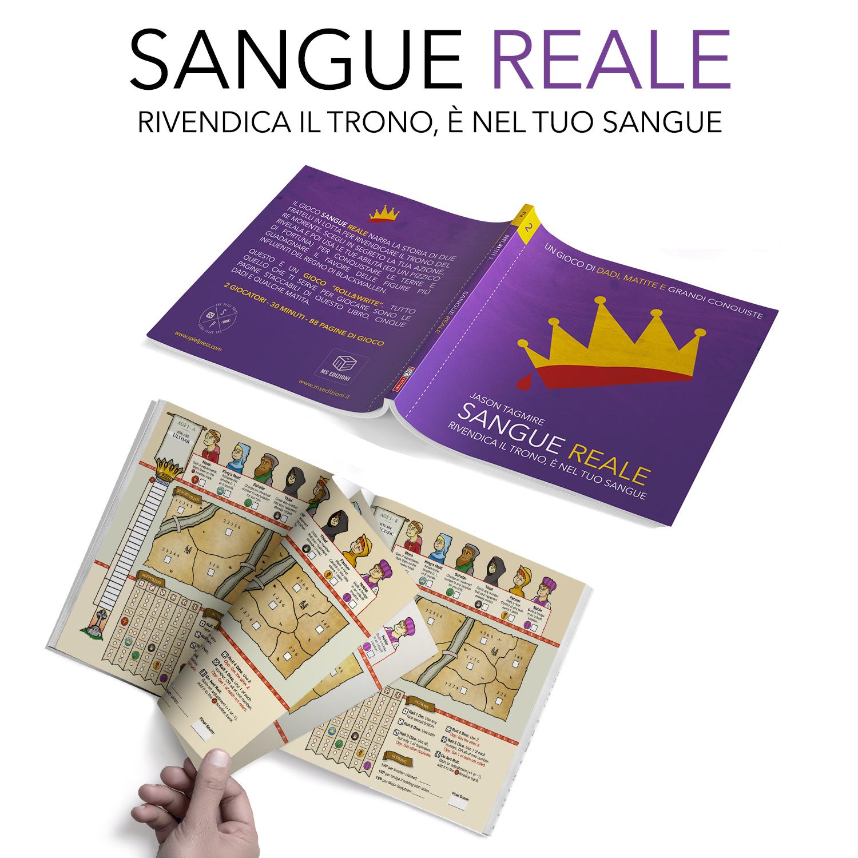 SANGUE REALE (DADI MATITE E... VOL 2)