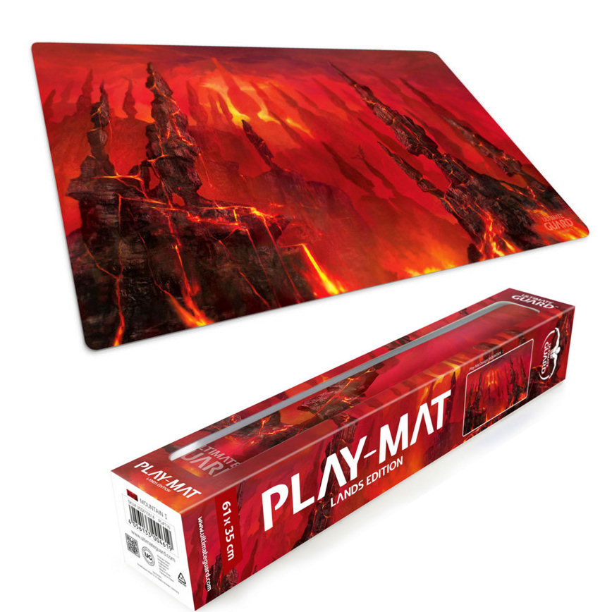 UGD TAPPETINO PLAY-MAT LANDS EDITION MOUNTAIN (61 X 35 CM)