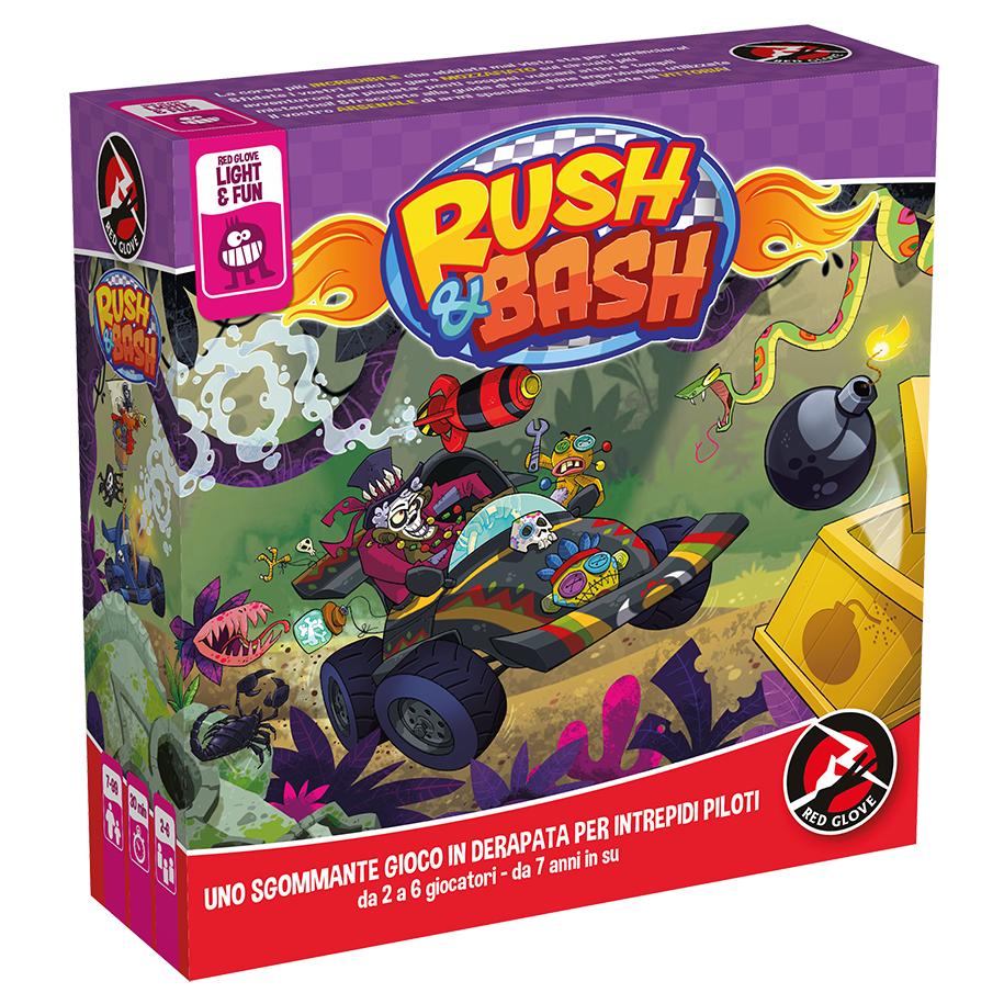 RUSH & BASH - ITALIANO