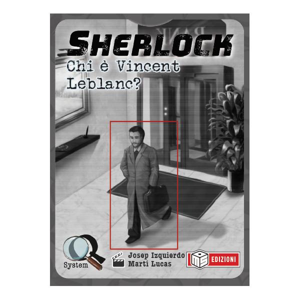 SHERLOCK - CHI E' VINCENT LEBLANC?