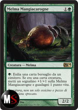 MELMA MANGIACAROGNE - COREANO