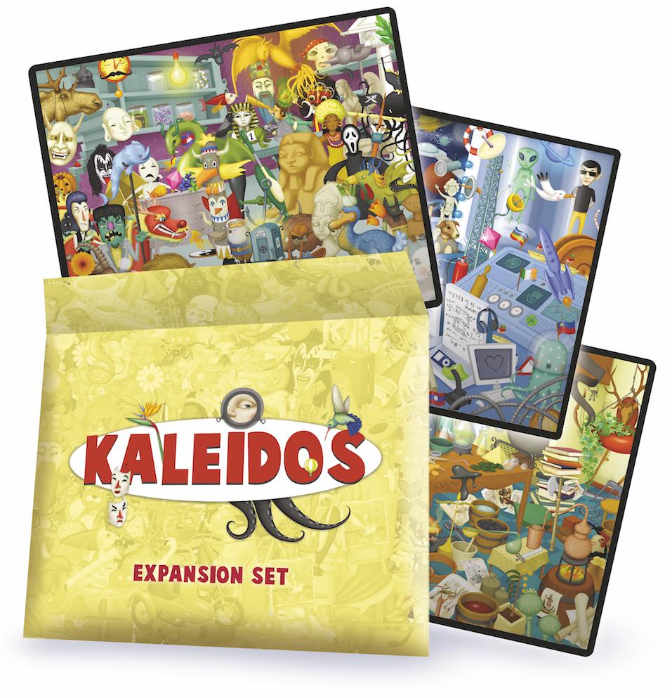 KALEIDOS - ESPANSIONE