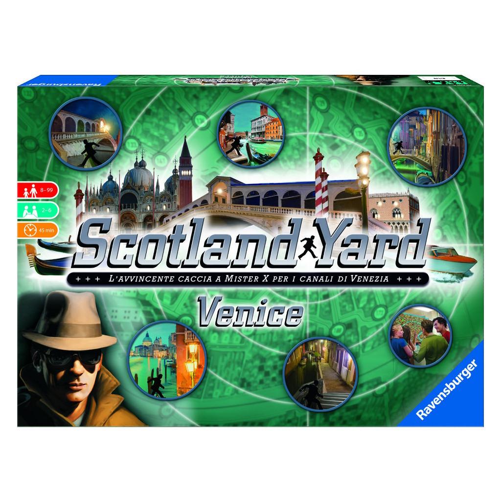 SCOTLAND YARD VENICE