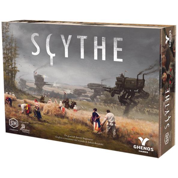 SCYTHE - ITALIANO