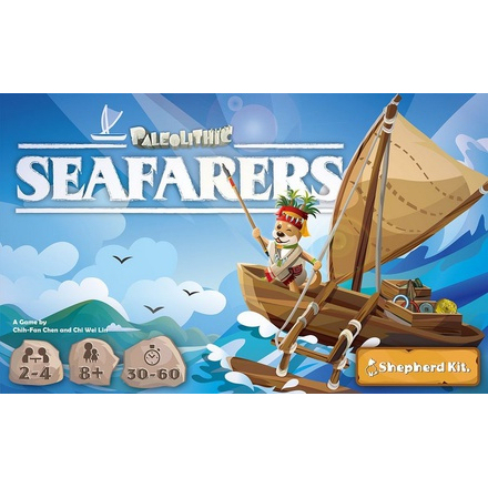 PALEOLITHIC - SEAFARERS - ESPANSIONE
