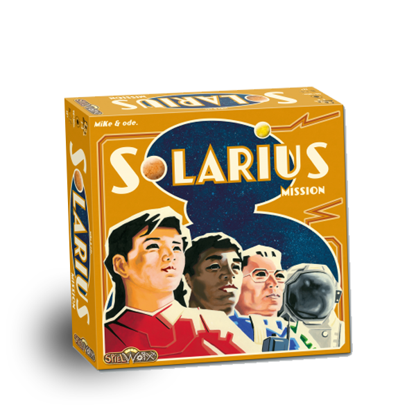 SOLARIUS MISSION - ITALIANO