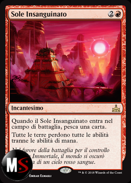 SOLE INSANGUINATO - FOIL