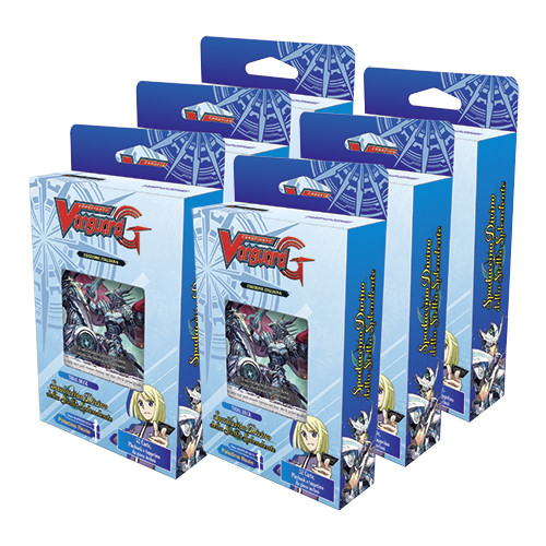 VGIT-GTD02 VANGUARD - SPADACCINO DIVINO DELLA STELLA SPLENDENTE - BOX 6 MAZZI