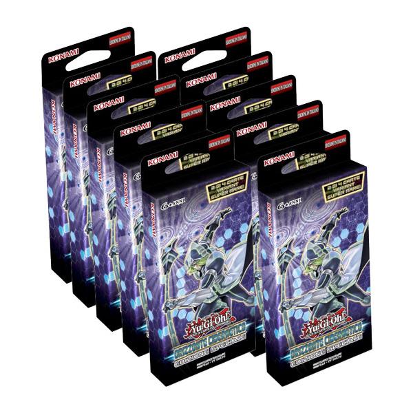 ORIZZONTE CIBERNETICO - EDIZIONE SPECIALE (BOX 10 PZ)