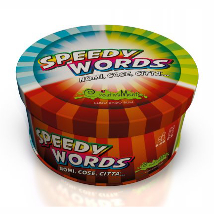 SPEEDY WORDS: NOMI COSE CITTA'