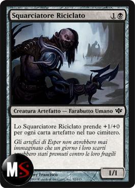 SQUARCIATORE RICICLATO