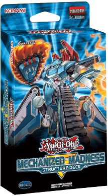 STRUCTURE DECK MECHANIZED MADNESS - 1 MAZZO ITA