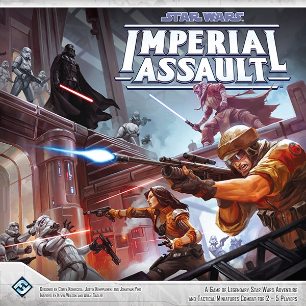 STAR WARS: IMPERIAL ASSAULT - ING