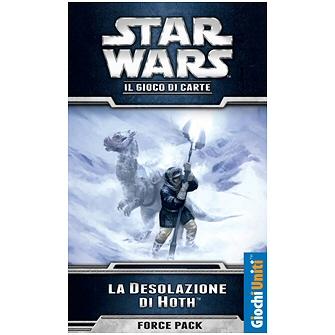 STAR WARS LCG - LA DESOLAZIONE DI HOTH